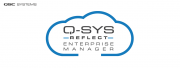 Q-SYS Reflect Enterprise Manager