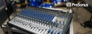 PreSonus développe sa série StudioLive AR USB