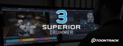 Superior Drummer 3 disponible début septembre !