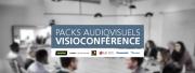 Packs audiovisuels visioconférence