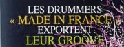 Les drummers français exportent leur Groove