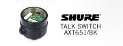 Shure dévoile un talk switch pour système Axient