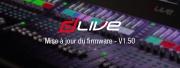 Mise à jour V1.50 du firmware de la dLive