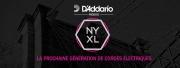Nouveaux tirants pour les cordes NYXL D'Addario