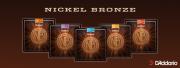 Nouvelles cordes D'Adddario Nickel Bronze