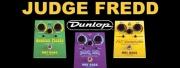 Judge Fredd & les pédales Dunlop Way Huge