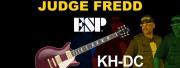 Les Audiences de Judge Fredd - ESP KH-DC Kirk Hammett