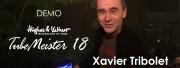 Quand Xavier Tribolet utilise le Tubemeister 18 pour ses claviers