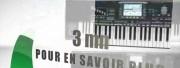 Démo KORG PA3X - sons de pianos, pianos élec