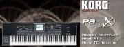 Démo KORG PA3X : Styles - MP3 - TC Helicon