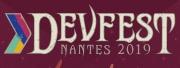 Lâg HyVibe et Algam Webstore au Devfest Nantes