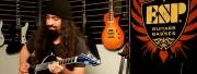 Guitare ESP Horizon NT II by Rob Caggiano