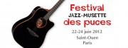 La Boite Noire partenaire du festival Jazz Musette des Puces (St-Ouen)