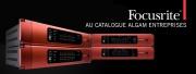 Focusrite enrichit l'offre audio Algam Entreprises