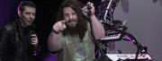 Steve de Shaka Ponk en tournée avec M-Audio
