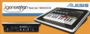iGen teste l'iO-Dock d'ALESIS