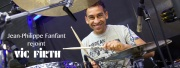 Jean-Philippe Fanfant rejoint la team Vic Firth