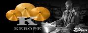 Zildjian et ses cymbales hommage à Kerope