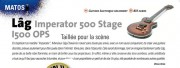 Lâg Imperator 500 Stage I500 OPS