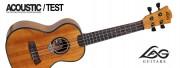 Les Ukuleles Lâg à l'honneur dans Acoustic Magazine