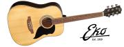 Eko, la marque accessible à tous les guitaristes