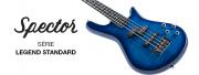 La série de basses Legend Standard Spector