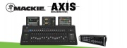 MACKIE AXIS : console DL32R et surface DC16