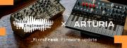Une nouvelle mise à jour pour le MicroFreak !