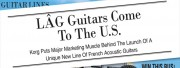 Lâg Guitars come to the U.S.