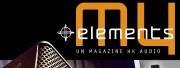 Première édition du magazine ELEMENTS