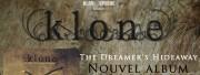 Sortie du nouvel album de KLONE : The Dreamer's Hideaway