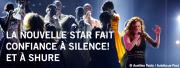 Silence opte pour l'Axient à la Nouvelle Star