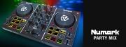 Numark Party Mix : le nouvel allié du DJ débutant