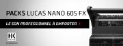 Les systèmes Nano 605 FX disponibles en packs