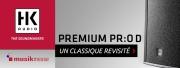 HK Audio PREMIUM PR:O D : un classique revisité