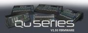 Mise à jour du firmware des consoles Qu (V1.93)
