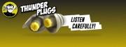 Thunderplugs : de nouvelles protections auditives