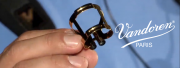 Les accessoires Vandoren de Michael Cheret