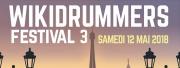 Réservez votre place pour le Wikidrummers Festival