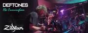 Interview d'Abe Cunningham, batteur de Deftones
