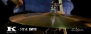 Zildjian Kerope : Steve Smith est Monsieur Hi-Hat