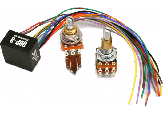 Aguilar PREAMPLIS BASSES OBP-3SK-PP