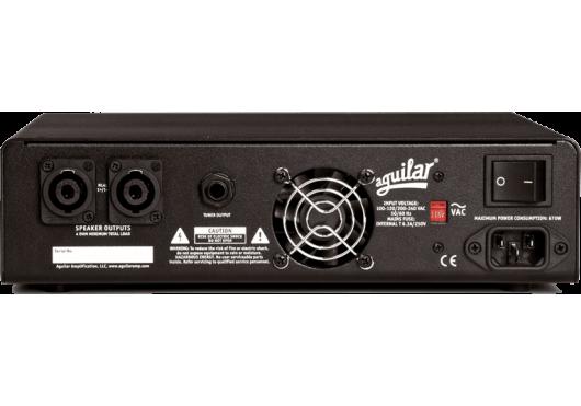 Aguilar Amplis basse TH500