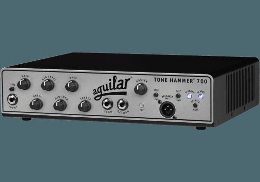AGUILAR Amplis basse TH700