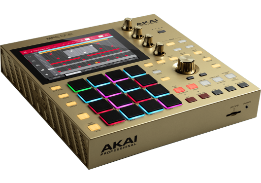 AKAI PROFESSIONAL STATIONS DE PRODUCTION MPC-ONE-GOLD