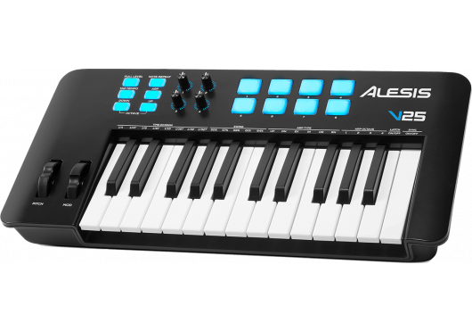 ALESIS Claviers maitres V25MKII
