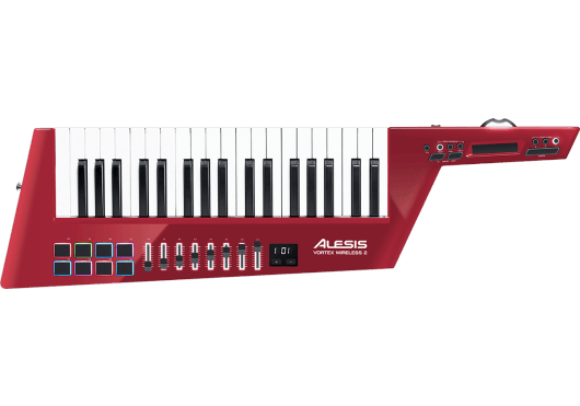 Alesis Claviers maitres VORTEXWIRELESS2-RED