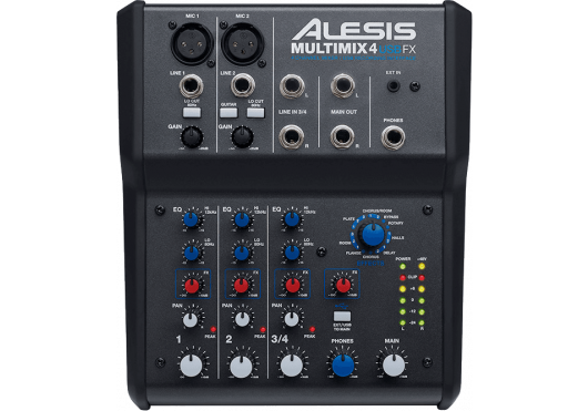 Alesis Mixeurs de studio MM4USBFX