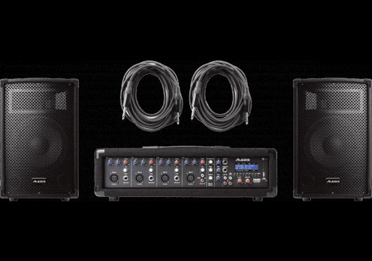 Alesis Sonorisation PASYSTEMINABOX