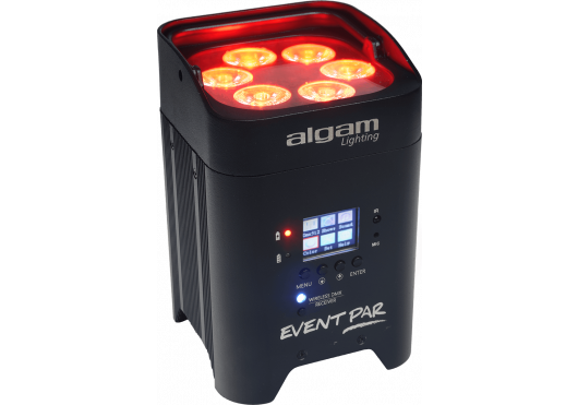 ALGAM LIGHTING PROJECTEURS À LED EVENTPAR